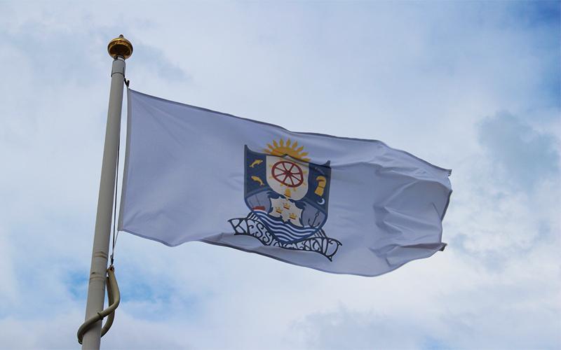 Kessingland Flag